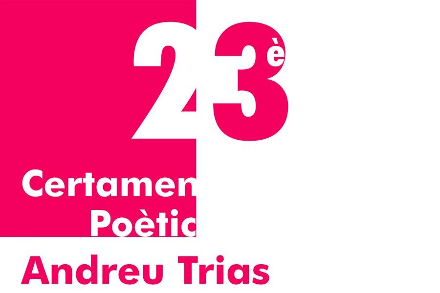 bases 23 certamen poetic andreu trias